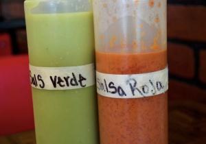 dos salsas