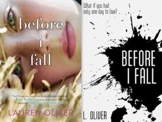before I fall comparison