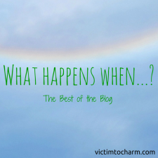 What happens when...-