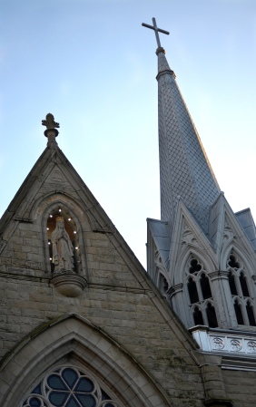 Vancouver Holy Rosary Cathedral