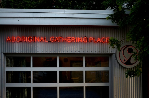 aboriginal gathering place