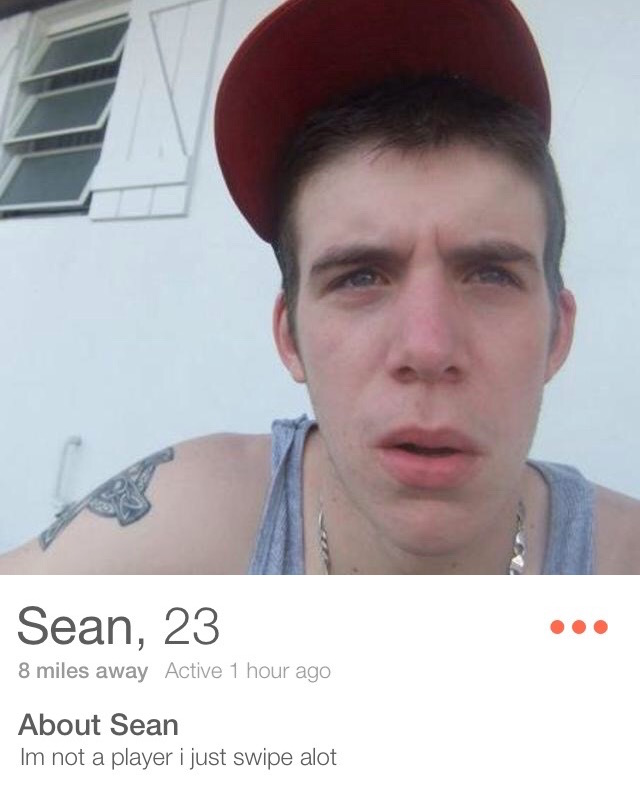 Top tinder bios guys