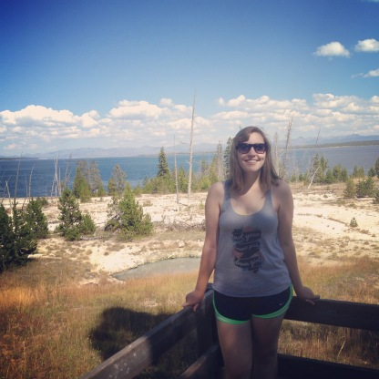 in yellowstone