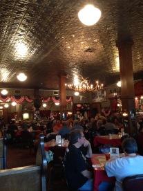 Irma's diner interior