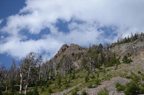 Yellowstone bluff