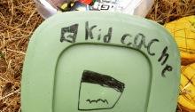 kid geocache