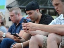 cell phone addiction