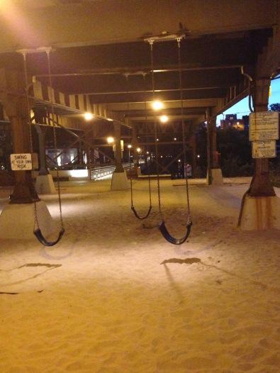 tire swing park
