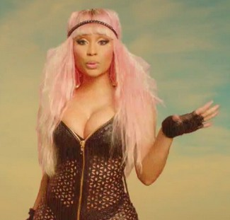 nicki minaj hey mama
