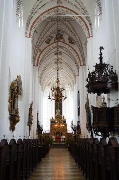 church inside small