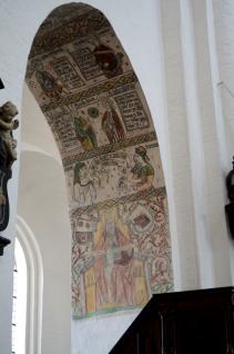 church mural small
