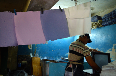 papermaking small