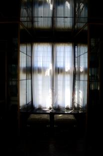 Window at Rosenborg Slot